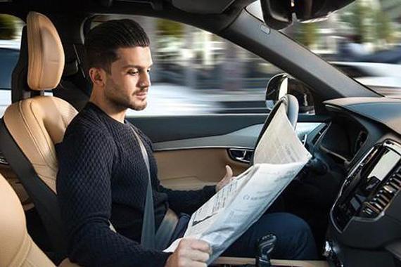 无人车商用提速受成本拖累 网企争相进入