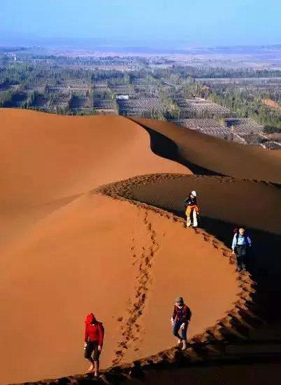 没自驾过新疆 你就不知道祖国多么绚烂!