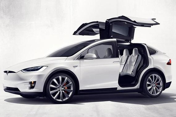 特斯拉再出事故:Model X自动驾驶翻车