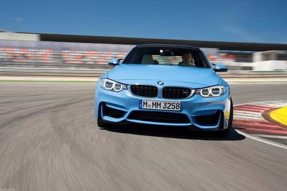 德国试驾M3有感 为什么跑车都爱双离合