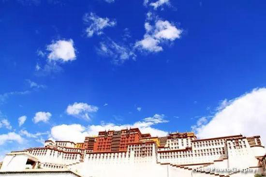 我想自驾去西藏的理由只有一个,太美!