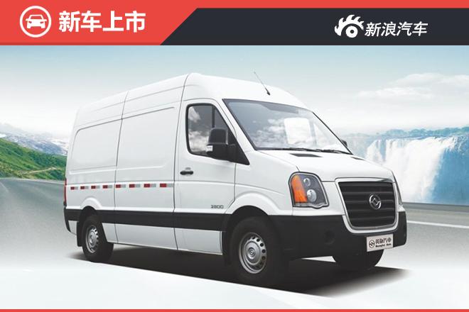 黄海瑞途公布售价 售16.88-29.88万元