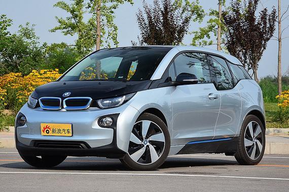 德国补贴电动车 宝马新i3销量借东风增长