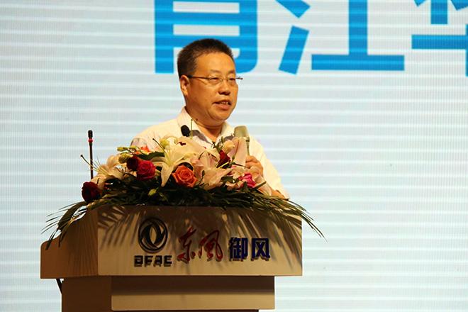 东风汽车股份有限公司总经理助理肖江华公布新车价格