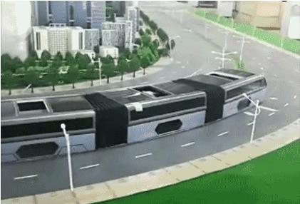 全球第一辆巴铁试验车武进下线 我们要被吃掉了