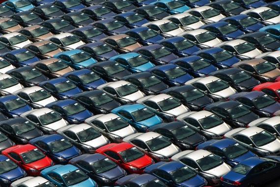上半年中国新登记汽车1328万辆