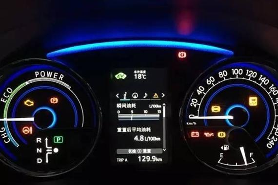 <em>混合动力汽车</em>到底是如何省油的?