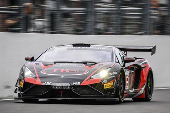 斯帕: Lago Racing在铜级测试获最快成绩
