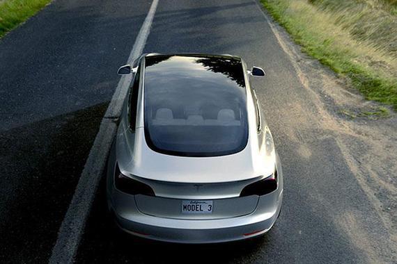 特斯拉Model 3可创200亿美元年营收
