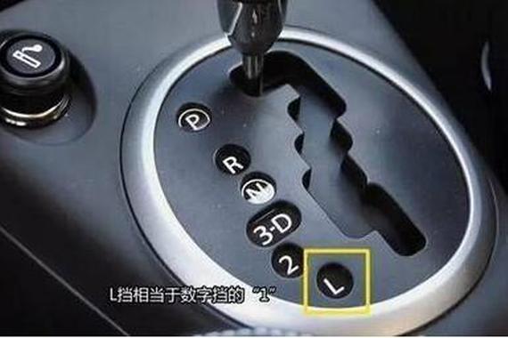 你知道自动挡上的字母S和L代表什么吗