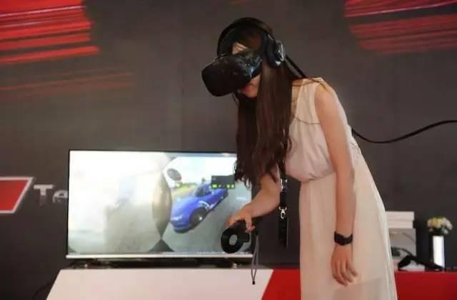 奥迪首推强交互VR体验