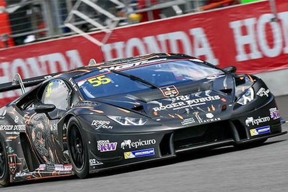 FIA GT世界杯: 兰博基尼将参赛