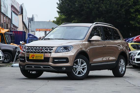 新增1.5T车型 野马T70升级版今日上市