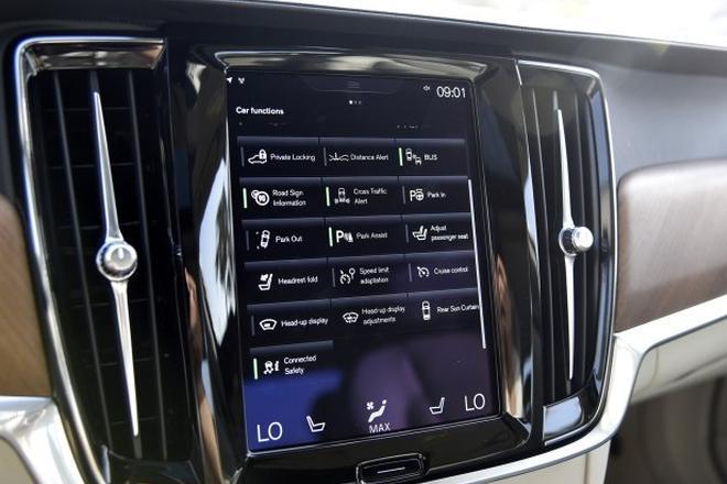沃尔沃S90成都车展将上市 预售57-72万