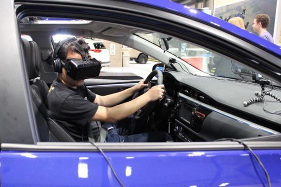 VR切入汽车销售端 精准营销才开始
