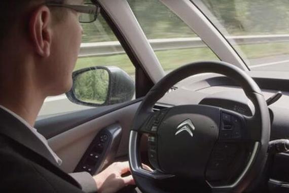 紧跟美国!法国开始允许自驾车上路测试
