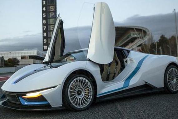 北汽新能源高端品牌 未来将推4款电动车