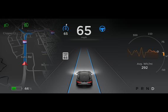 无人驾驶?特斯拉打造新自动驾驶系统