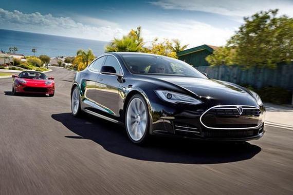 特斯拉将推配100kWh电池车型 续航613km
