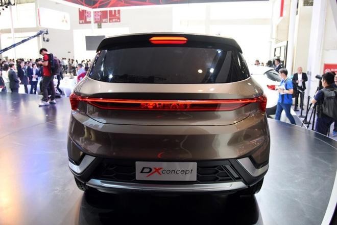 配备1.5L动力 东南DX3将于成都车展首发