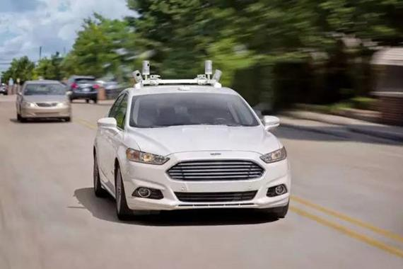 福特全自动驾驶汽车预计将于2021年问世