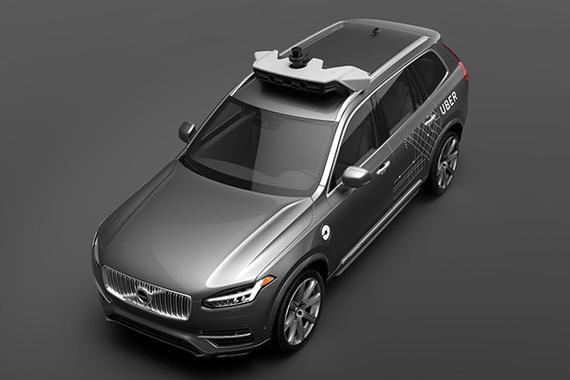 沃尔沃Uber联手 自动驾驶还会远吗?