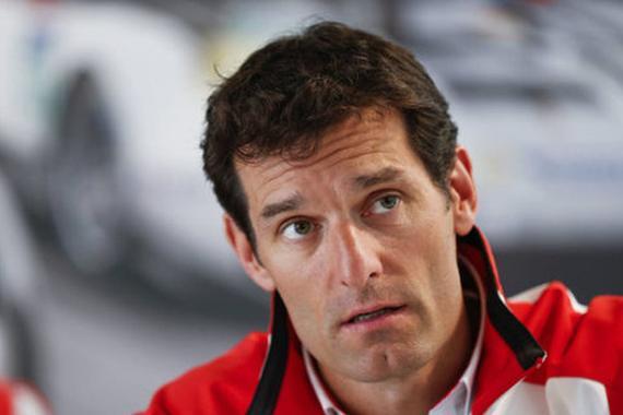 F1: 韦伯对法拉利今年表现失望。