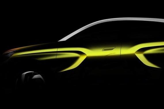 或命名X Code 拉达将发布全新SUV概念车