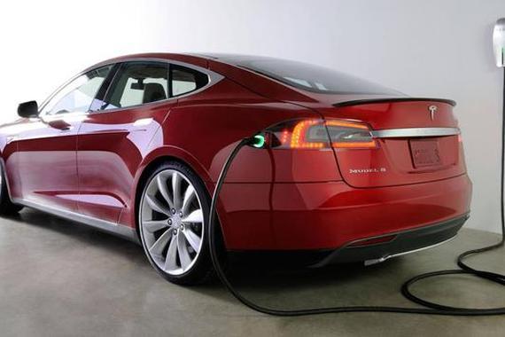 特斯拉加大Model S电池容量:续航里程达500公里