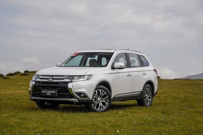 推4款车型 国产欧蓝德8月26日下线/上市