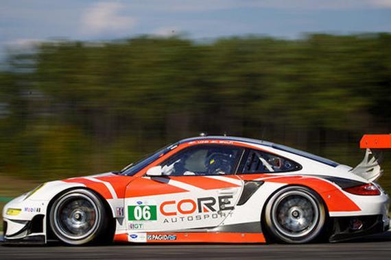 IWSC: CORE车队计划携保时捷911 GT3 R转战GTD组别