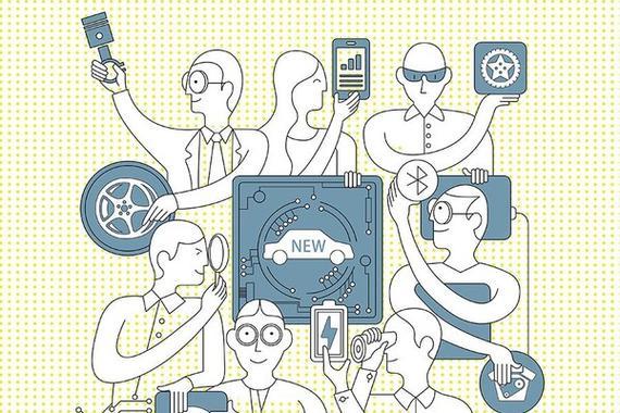 一张图看懂20家造车新势力企业靠谱程度