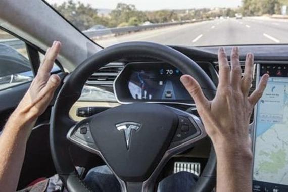 特斯拉自动驾驶末路 迫使用户辅助驾驶