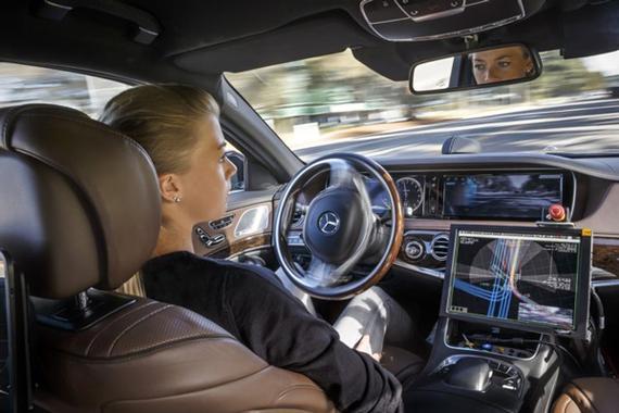 奔驰/英菲尼迪车主对自动驾驶更感兴趣