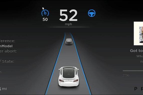 特斯拉Autopilot拟限定不握方向盘就停车