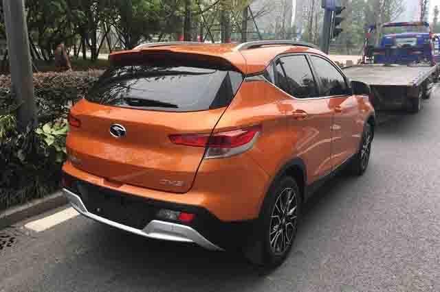 2016成都车展探馆:东南全新SUV DX3