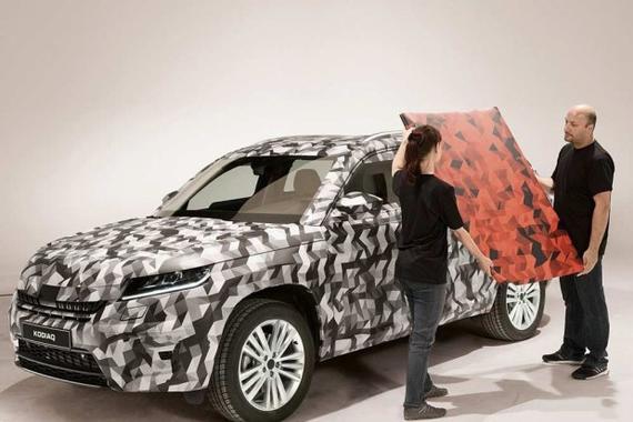 中型SUV/未来国产 斯柯达Kodiaq将首发