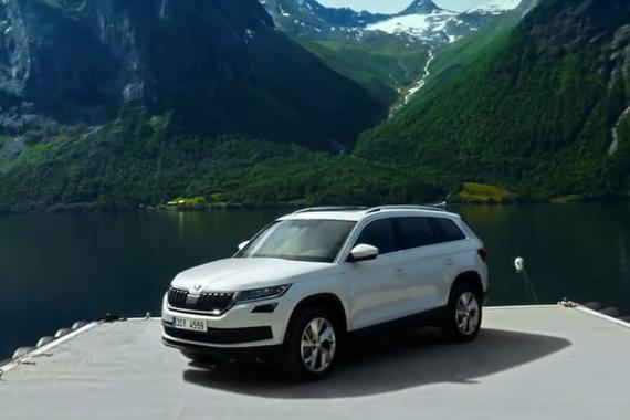 视频:全新7座SUV登场 斯柯达Kodiaq