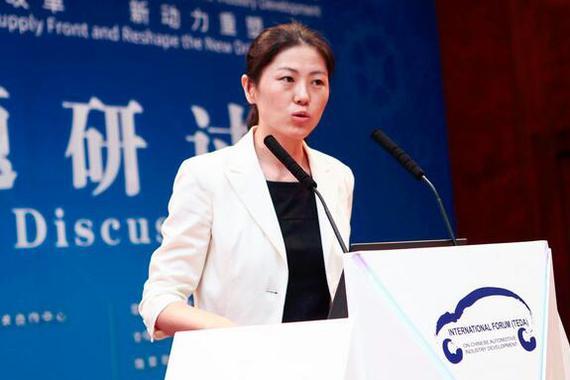 中国石化润滑油有限公司内燃机润滑研究所所长 雷凌