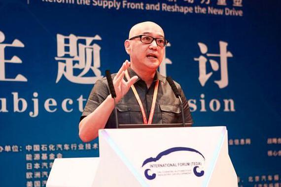 安锋:中国油耗目标与新能源目标实施思考