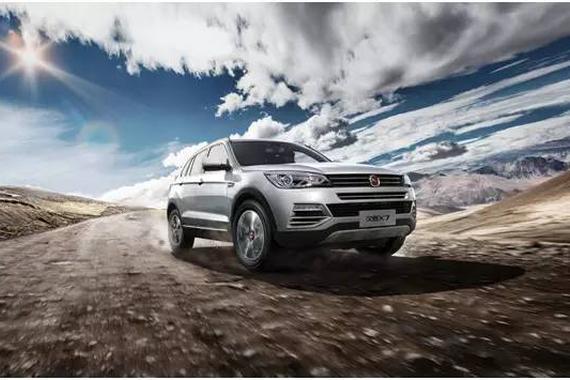 看新晋汽车品牌如何借SUV开疆拓土?