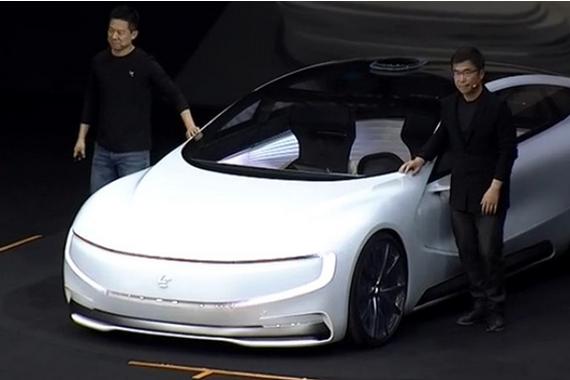 G20峰会后 看柳传志怎么评价乐视汽车