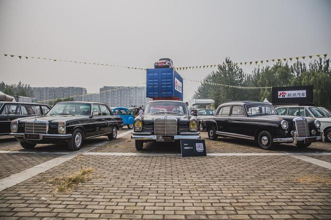 经典零距离 第三届中国老爷车展主展区
