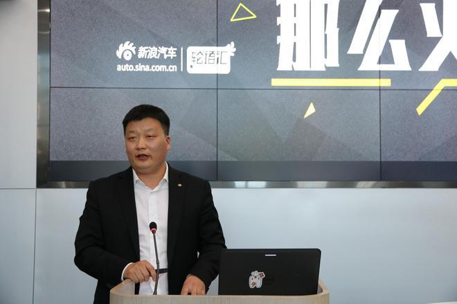 北汽股份副总裁、销售公司党委书记、执行董事、总经理蔡建军