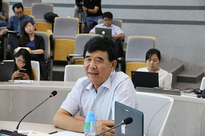 原中国汽车技术研究中心主任 赵航