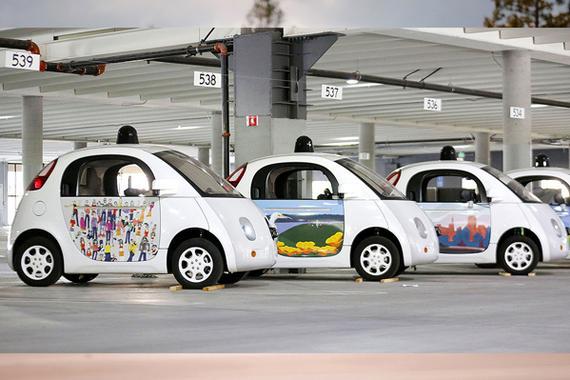 疑遭排挤 谷歌致信呼吁修改自动驾驶立法