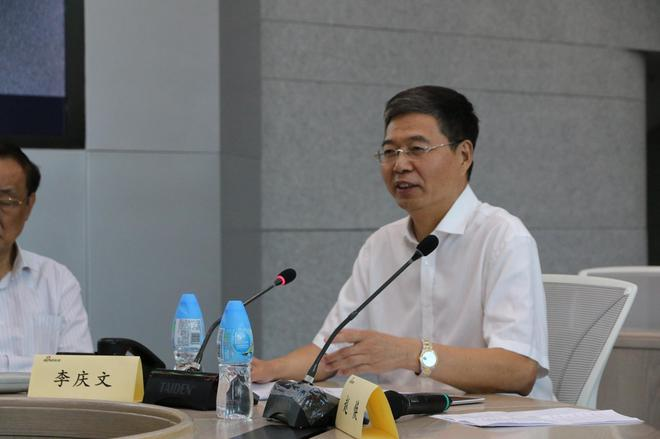 中欧协会自主汽车行业分会会长李庆文