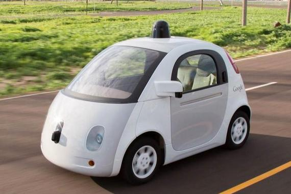 奥巴马亲自写文章 想推动无人驾驶合法化