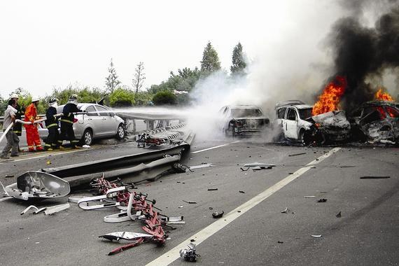 它竟是高速第一杀手,70%的车祸都是因为
