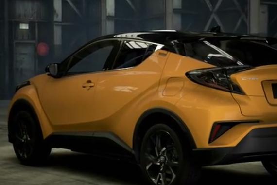 视频:说它是最美小型SUV BBA也不反对